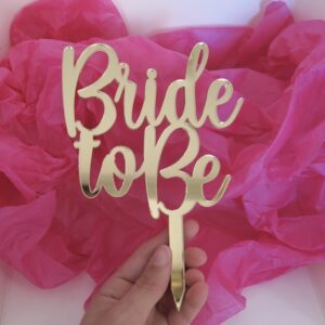 Bridal Shower/Hens Toppers